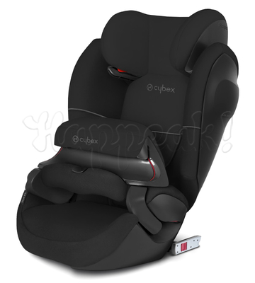 Автокресло CYBEX PALLAS M-FIX SL PURE BLACK