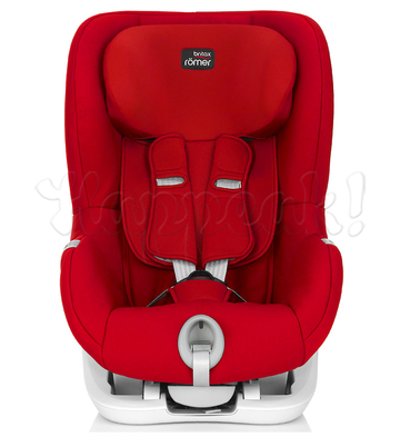 Автокресло BRITAX ROMER KING II FLAME RED