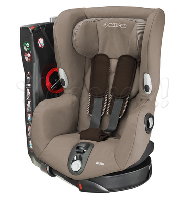 Автокресло MAXI-COSI AXISS EARTH BROWN