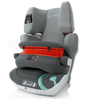 Автокресло CONCORD TRANSFORMER XT PRO SHADOW GREY