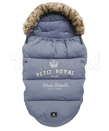 Теплый конверт ELODIE DETAILS PETIT ROYAL BLUE