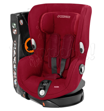 Автокресло MAXI-COSI AXISS RASPBERRY RED