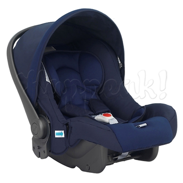 Автокресло INGLESINA HUGGY MULTIFIX AVIO ECLIPSE BLUE