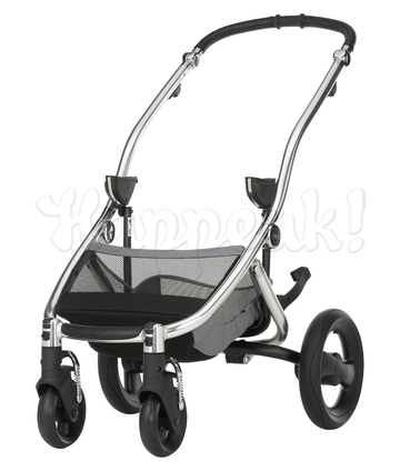Коляска BRITAX AFFINITY 2 CHROME FLAME RED 2 В 1