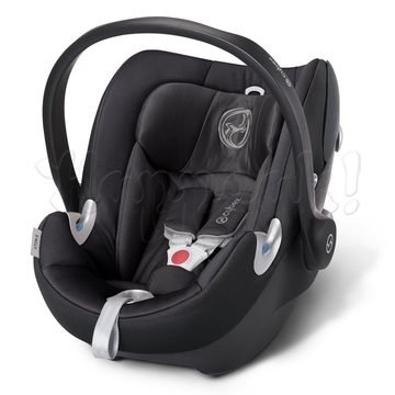 Автокресло CYBEX ATON Q BLACK BEAUTY