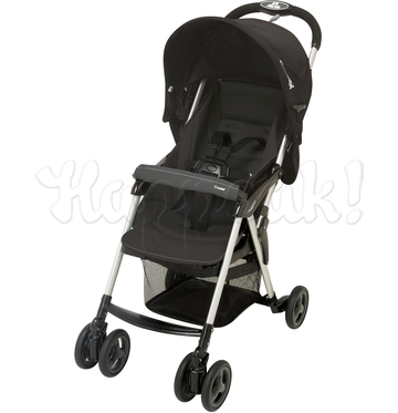 Коляска COMBI WELL CARRY BLACK