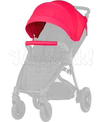 Капор для коляски BRITAX B-AGILE 4 PLUS ROSE PINK
