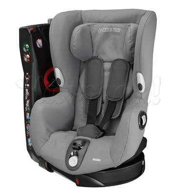 Автокресло MAXI-COSI AXISS CONCRETE GREY