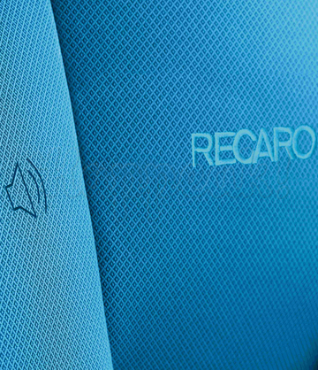Автокресло RECARO MONZA NOVA IS SEATFIX BLACK