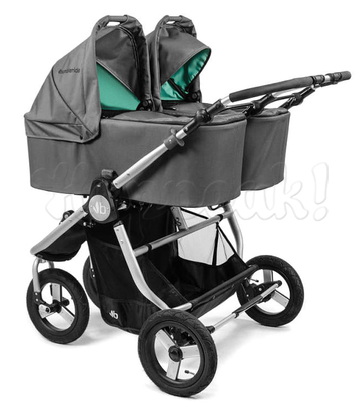 Коляска BUMBLERIDE INDIE TWIN LOTUS BLUE 2 В 1