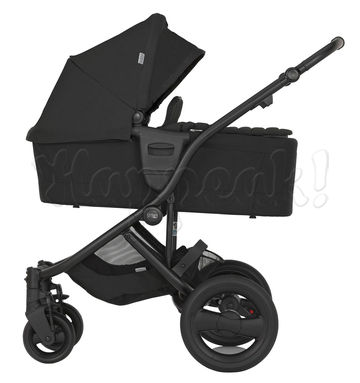 Коляска BRITAX AFFINITY 2 CHROME COSMOS BLACK 2 В 1