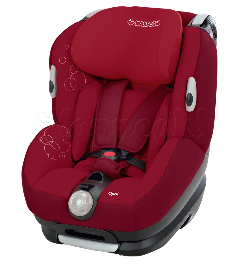 Автокресло MAXI-COSI OPAL RASPBERRY RED