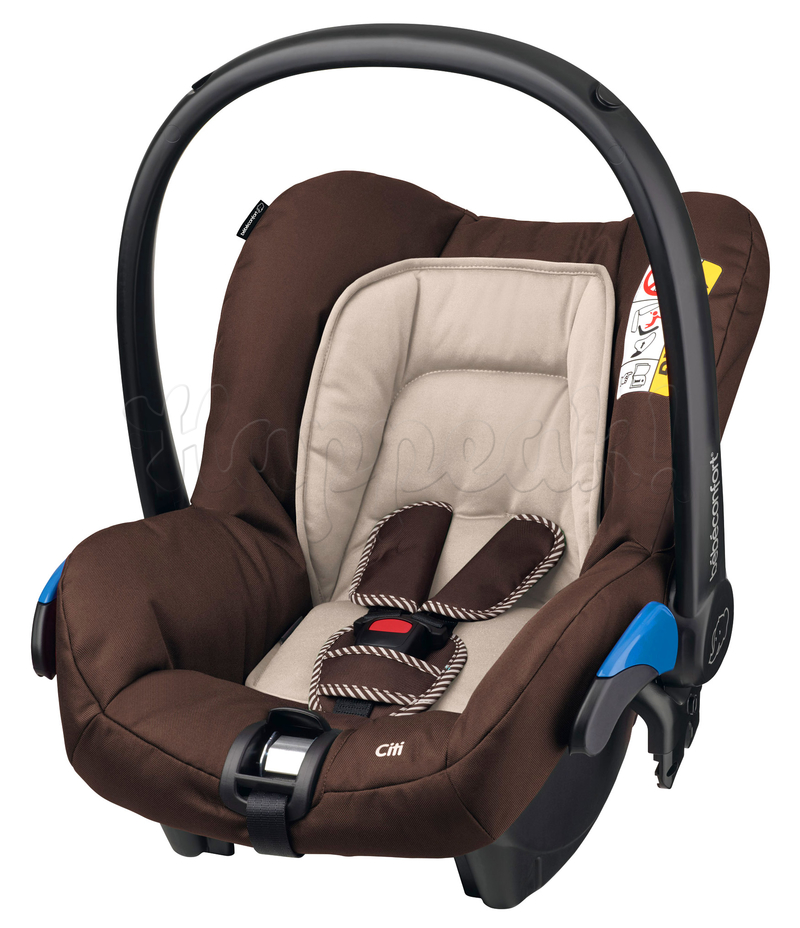Автокресло MAXI-COSI CITI EARTH BROWN