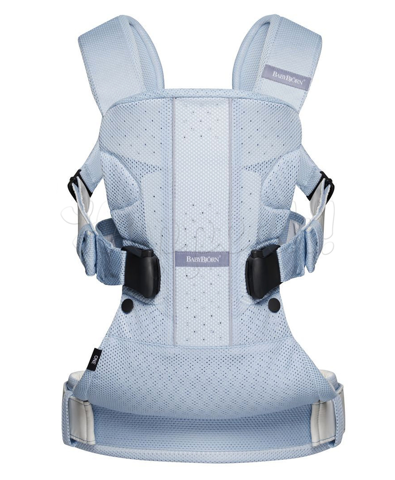 Рюкзак-кенгуру BABYBJORN ONE AIR ГОЛУБОЙ