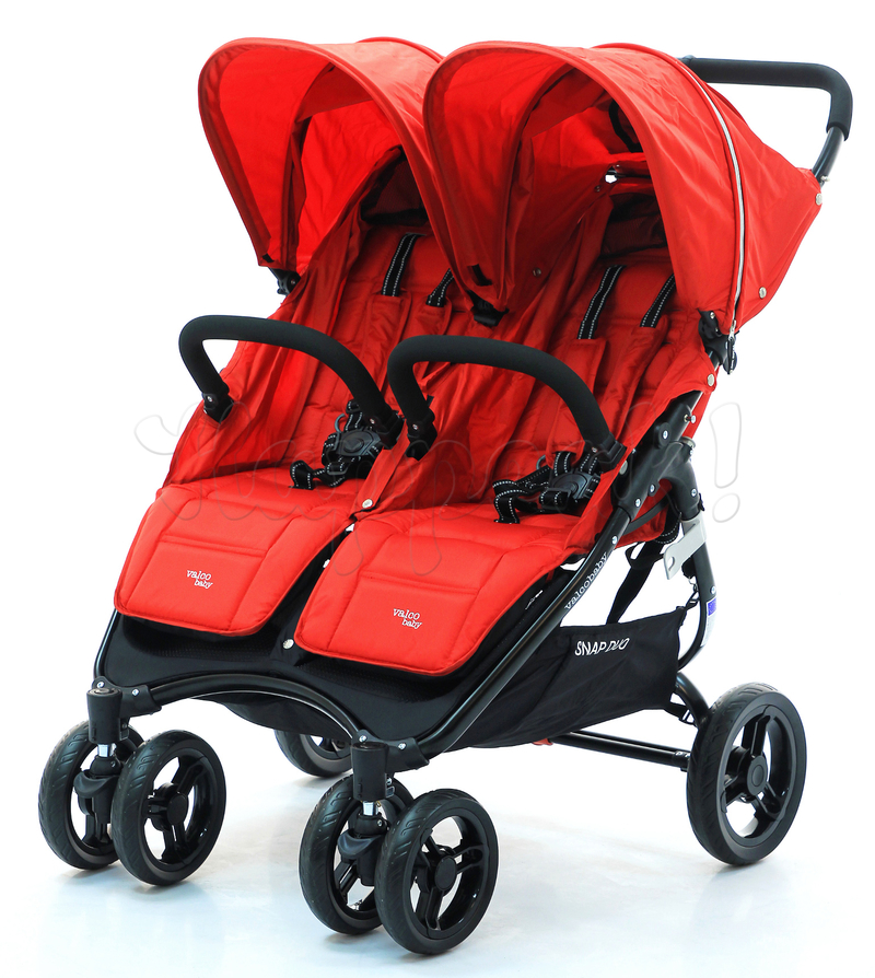 Коляска для двойни VALCO BABY SNAP DUO CARMINE RED