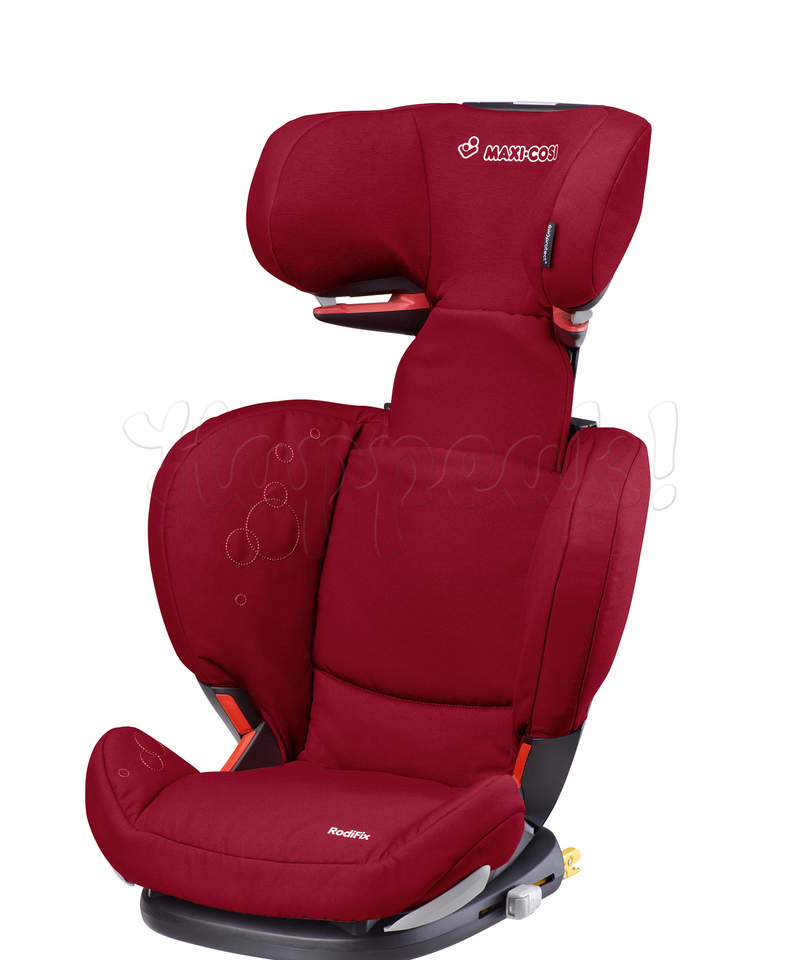 Автокресло MAXI-COSI RODI FIX RASPBERRY RED