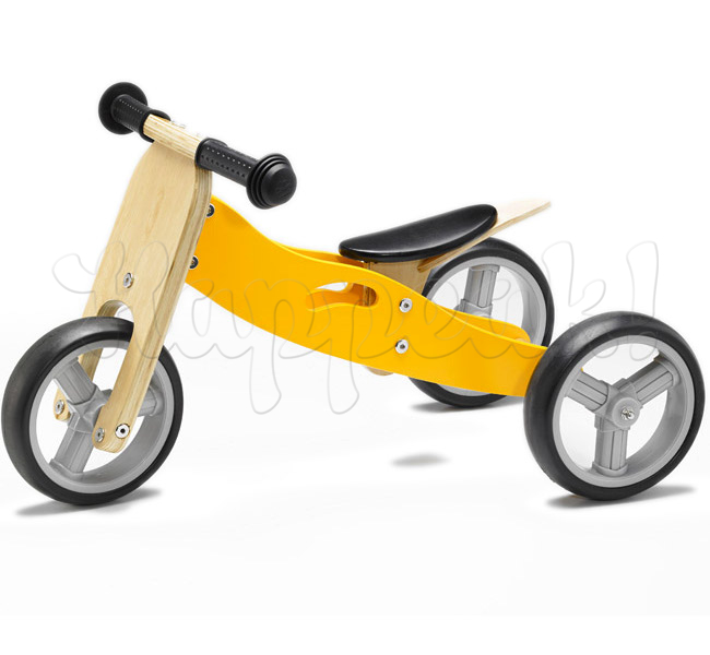 Велосипед GEUTHER MINIBIKE YELLOW
