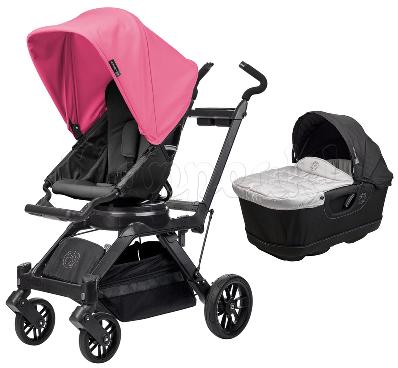 Коляска ORBIT BABY G3 BLACK RASPBERRY 2 В 1