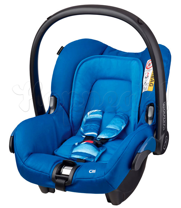 Автокресло MAXI-COSI CITI WATERCOLOUR BLUE