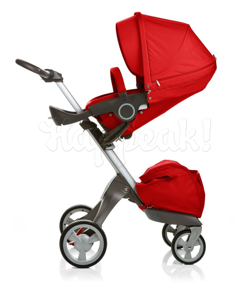 Коляска STOKKE XPLORY RED 2 В 1