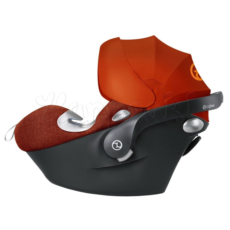Автокресло CYBEX ATON Q PLUS HOT & SPICY