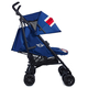 Коляска прогулочная EASYWALKER MINI BUGGY XL UNION JACK VINTAGE