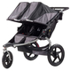Коляска для двойни BRITAX BOB REVOLUTION SE DUALLIE BLACK