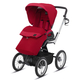 Коляска INGLESINA QUAD INTENSE RED 3 В 1 на шасси QUAD XT