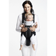 Рюкзак-кенгуру BABYBJORN MIRACLE AIR MESH BLACK
