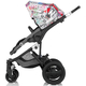 Коляска BRITAX AFFINITY BLACK JUNGLE BOOGIE