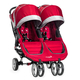 Коляска для двойни BABY JOGGER CITY MINI DOUBLE CRIMSON