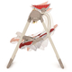 Качели CHICCO POLLY SWING UP RED