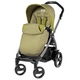 Коляска PEG-PEREGO BOOK PLUS 51 COMPLETO MODULAR GREEN TEA  3 В 1 на шасси JET