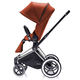 Коляска CYBEX PRIAM LUX AUTUMN GOLD 2 В 1 на раме ALL TERRAIN MATT BLACK