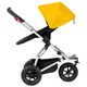 Коляска MOUNTAIN BUGGY SWIFT SILVER 2 В 1