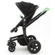 Коляска JOOLZ DAY TAILOR NOIR SILVER WHEELS MIXED GREEN  2 В 1