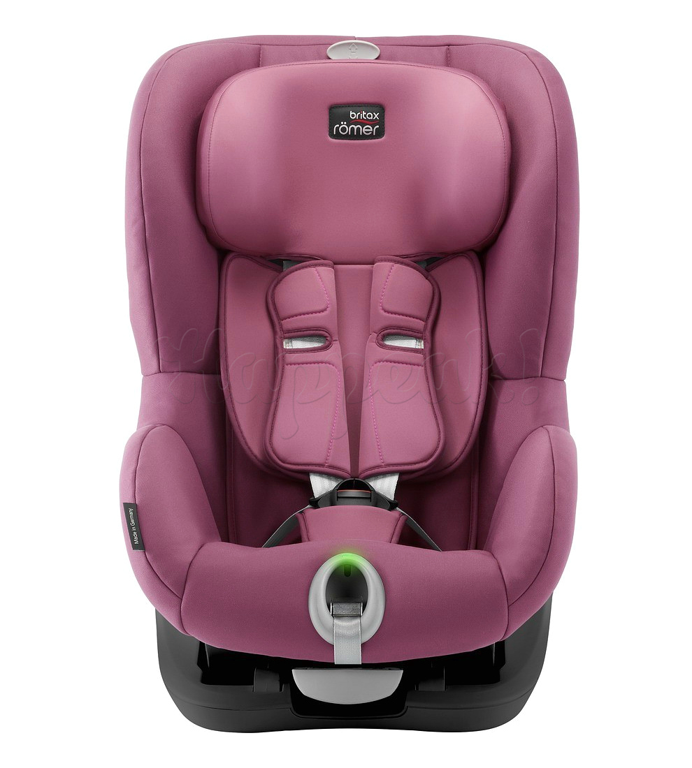 Автокресло BRITAX ROMER KING II LS BLACK SERIES WINE ROSE