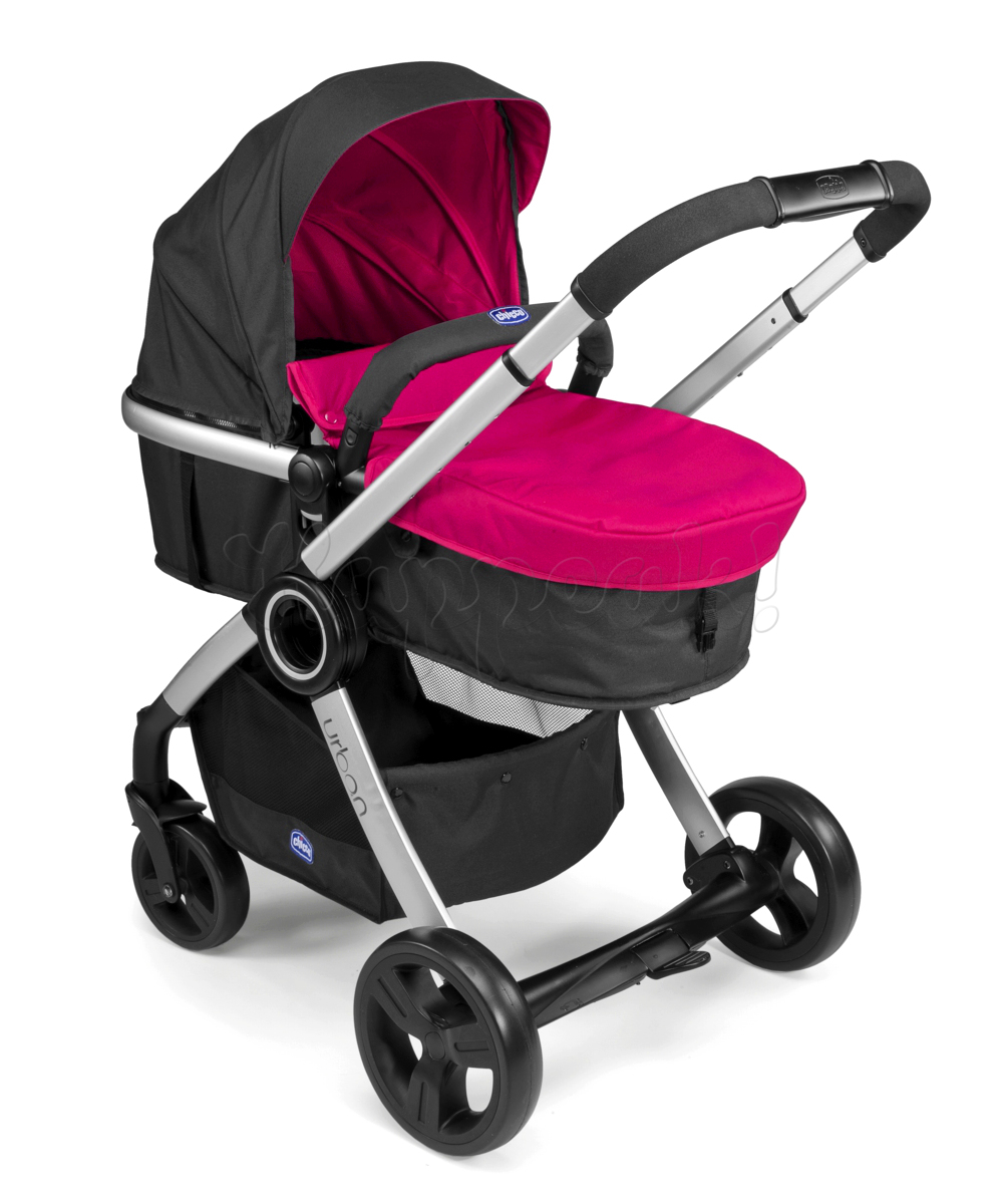 Коляска CHICCO URBAN CHERRY 2 В 1