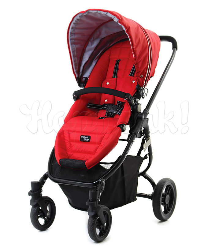 Коляска VALCO BABY SNAP 4 ULTRA CARMINE RED