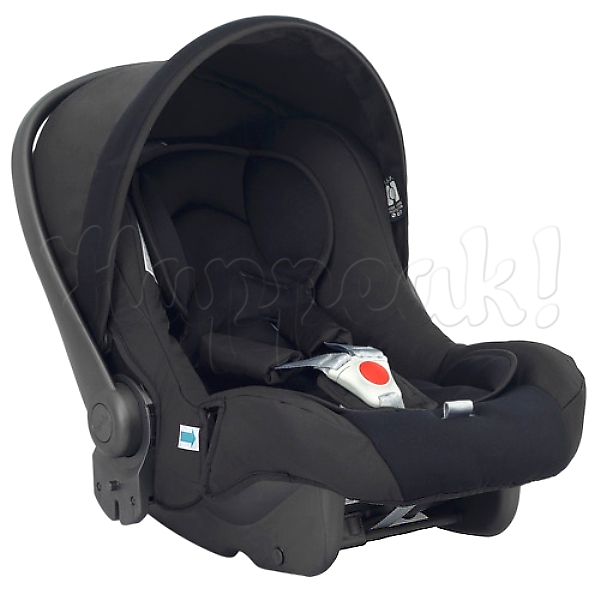 Автокресло INGLESINA HUGGY MULTIFIX AVIO PIRATE BLACK