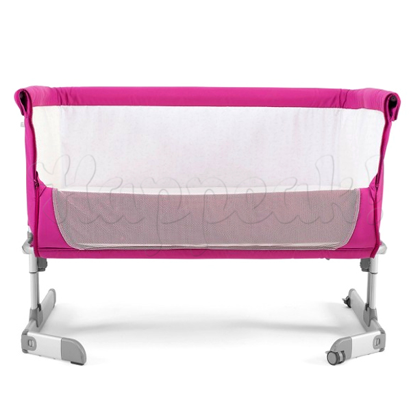 Кроватка CHICCO NEXT2ME FUCHSIA