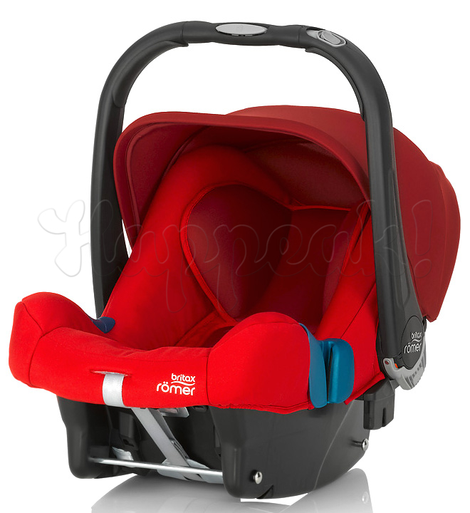 Автокресло BRITAX ROMER BABY-SAFE PLUS SHR II FLAME RED