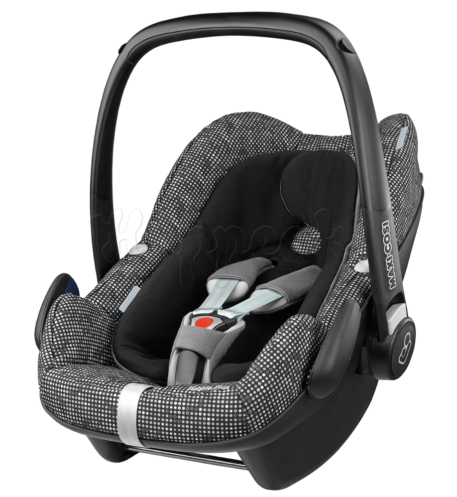 Автокресло MAXI-COSI PEBBLE PLUS DIGITAL BLACK