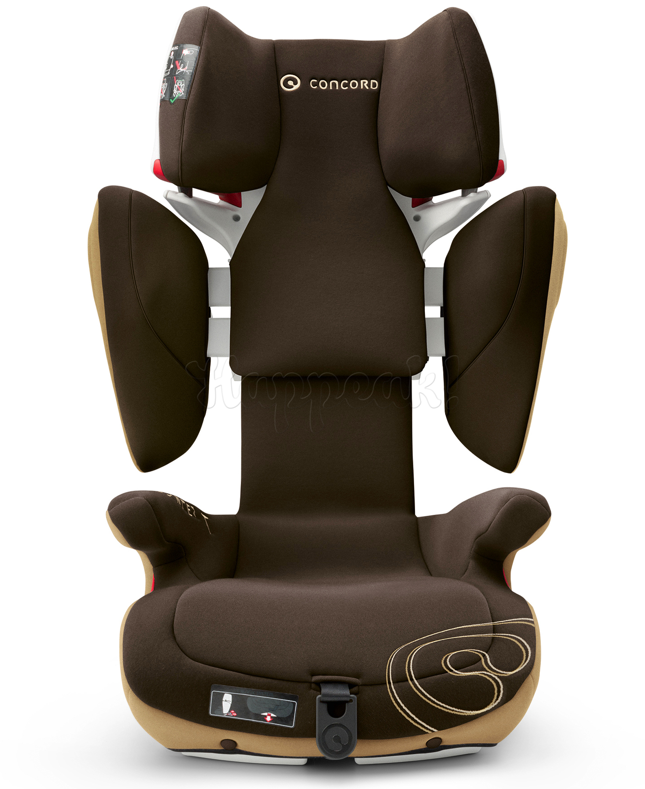Автокресло CONCORD TRANSFORMER T WALNUT BROWN 2016
