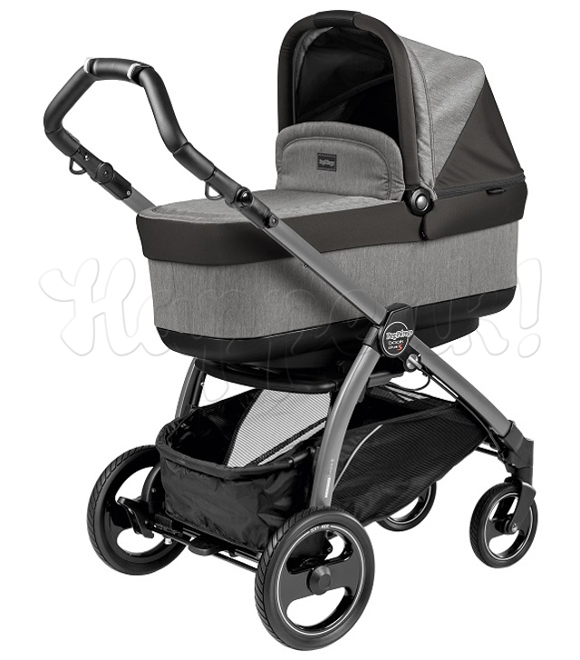 Коляска PEG-PEREGO BOOK PLUS S POP UP MODULAR ATMOSPHERE 3 В 1 на шасси JET