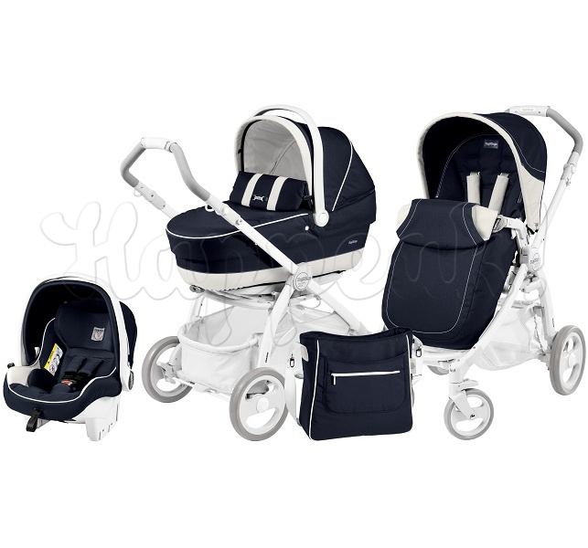 Коляска PEG-PEREGO BOOK PLUS PURE MODULAR LUNA 3 В 1