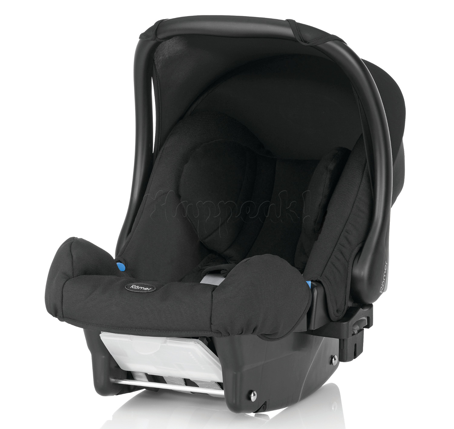 Автокресло BRITAX ROEMER BABY-SAFE PLUS BLACK THUNDER