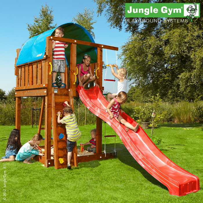 Игровой комплекс JUNGLE GYM VILLA