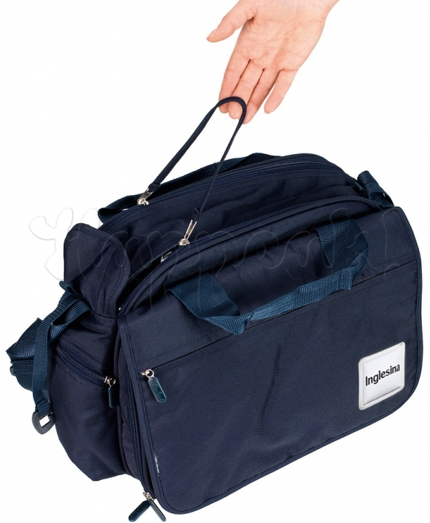 Сумка для мамы INGLESINA MY BABY BAG CURRY