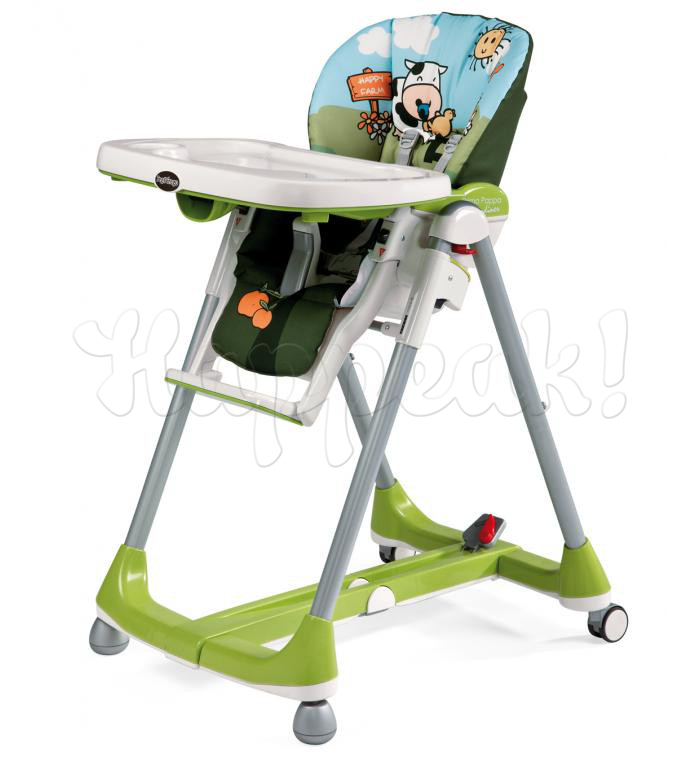 Стул для кормления PEG-PEREGO PRIMA PAPPA DINER HAPPY FARM